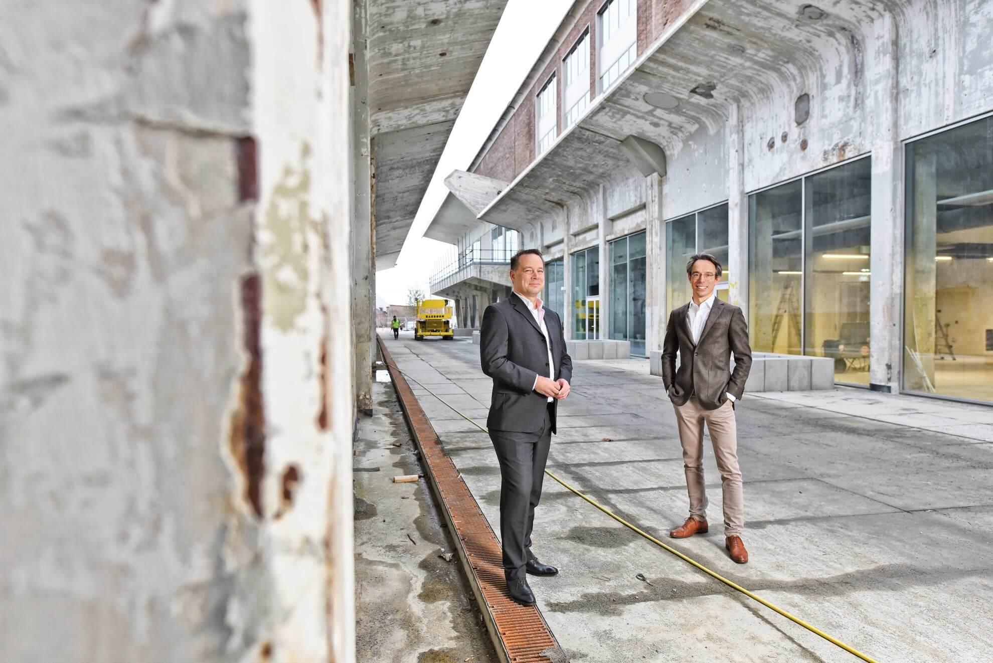 afbeelding Interview Wouter van der Burg en Erik Folgering in Rabo&Co